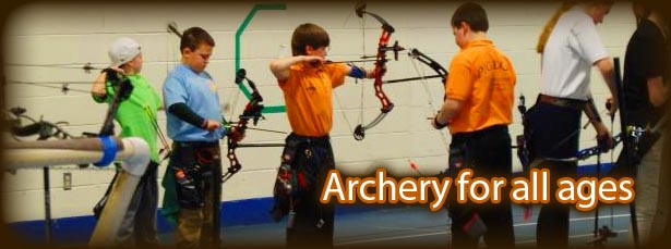 Archery for all Ages